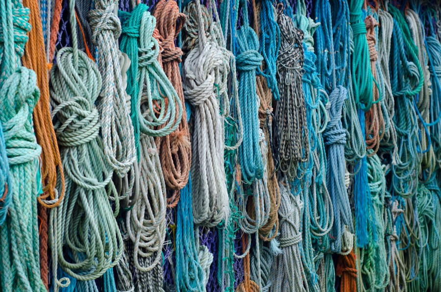 Ropes from the sea