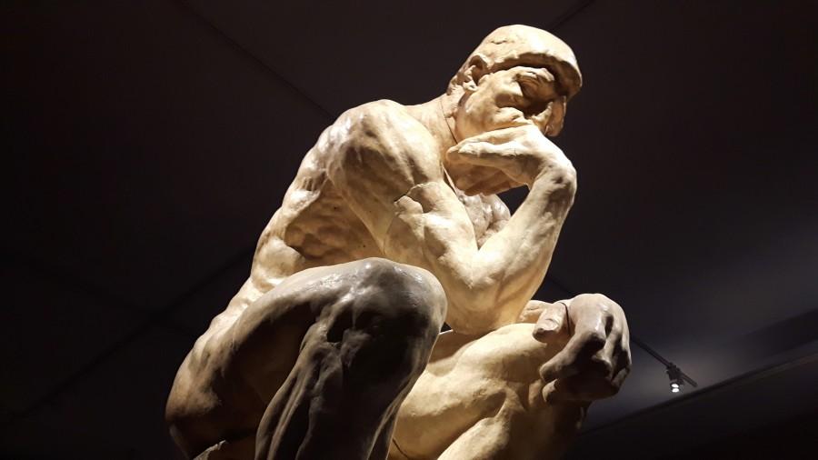 Le Penseur - Rodin
