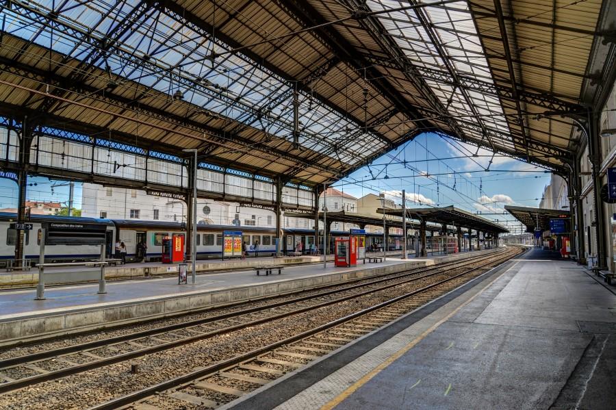Valence central station