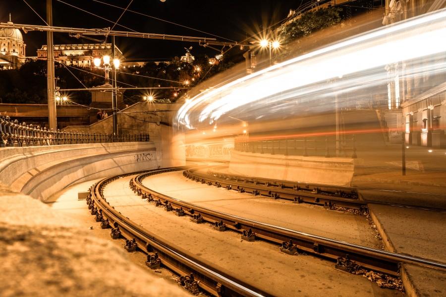 Tram flash