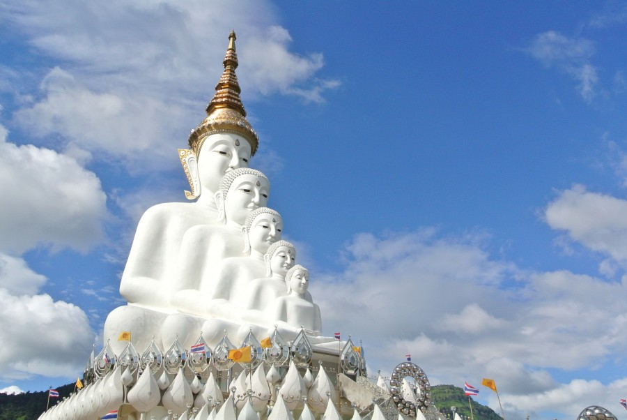 5 Buddha