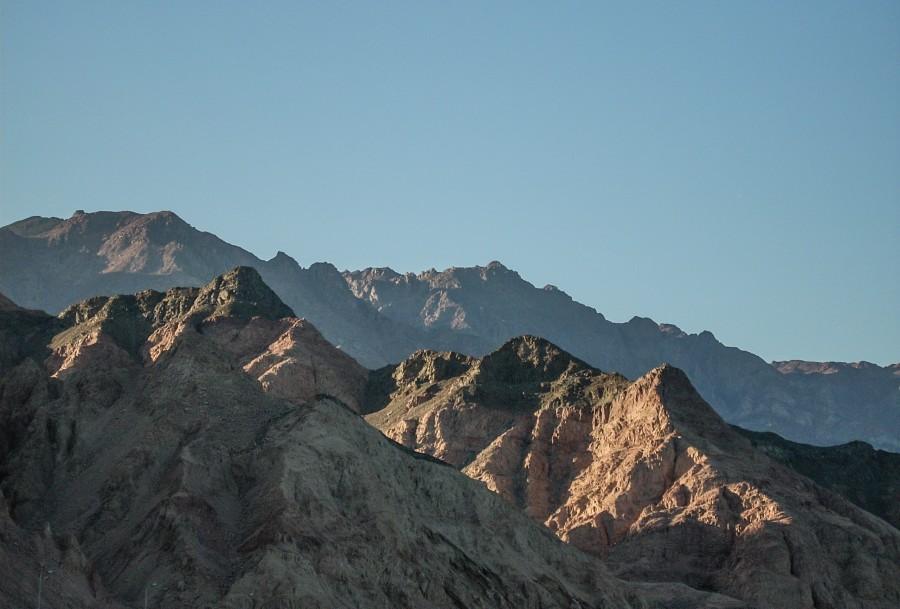 Mount Sinaï in Egypt