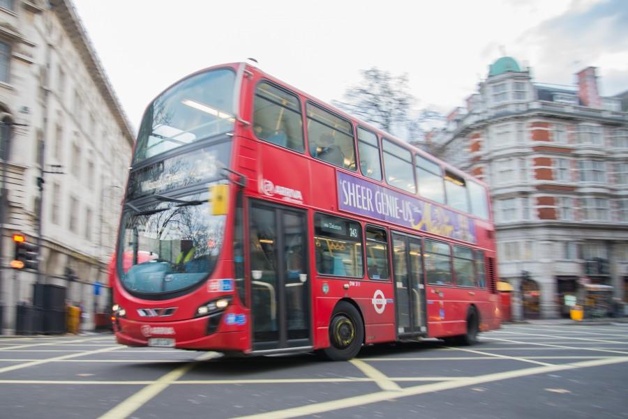 Public transport London