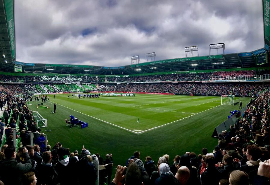 Noordlease Stadium Groningen