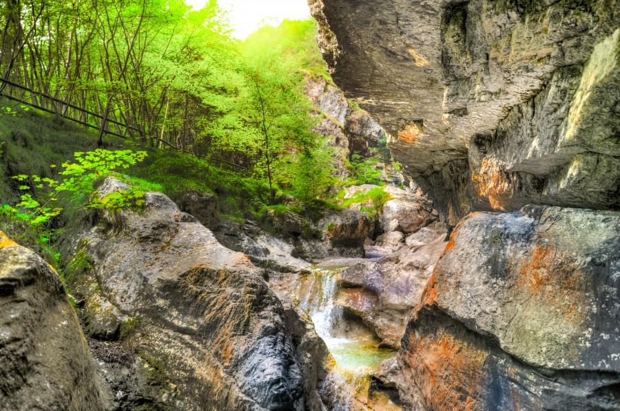 Cascata del Soffia