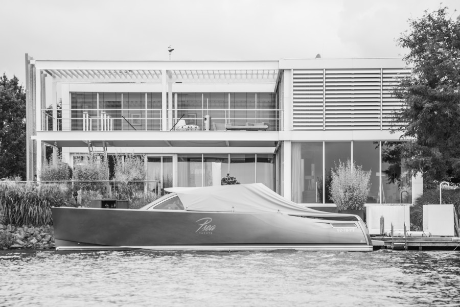 Expensive boat