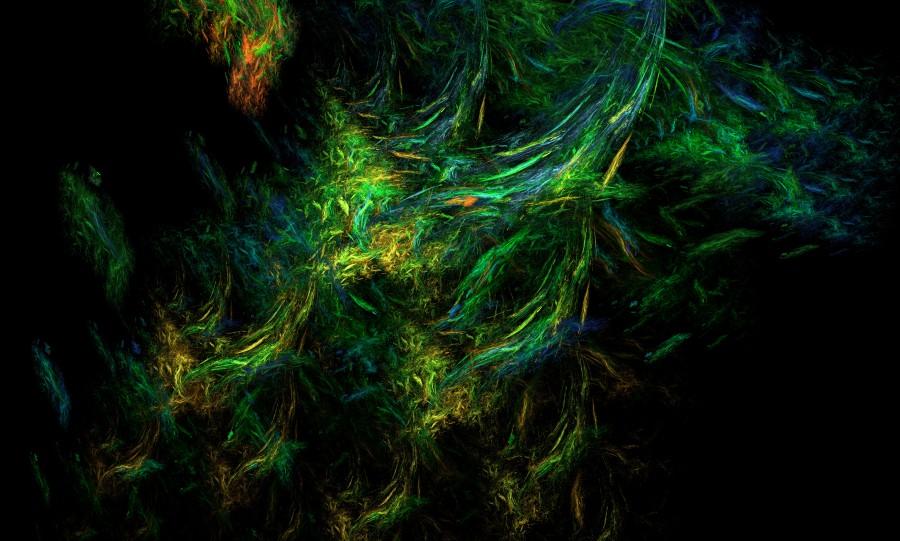 Apophysis fractal LP2-9