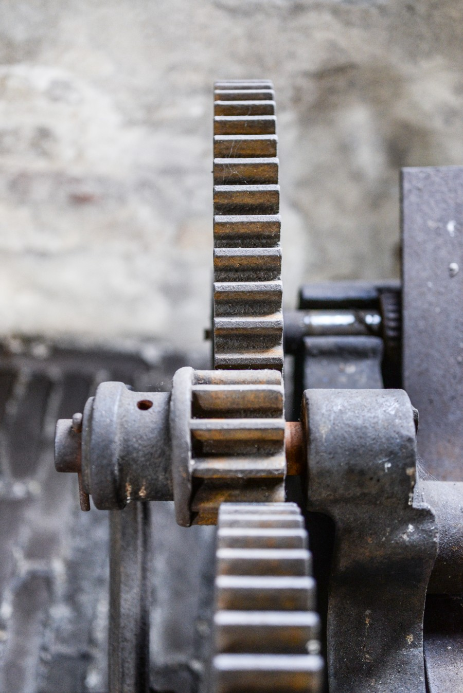 Industrial wheelcog